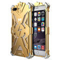 Luxury Aluminum Armor Case for iPhone 7 4 7 Shockproof Thor Iron Man Cover Metal Phone