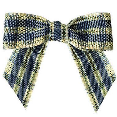 600pcs Handmade Flower of Scotland font b Tartan b font Ribbon Bows