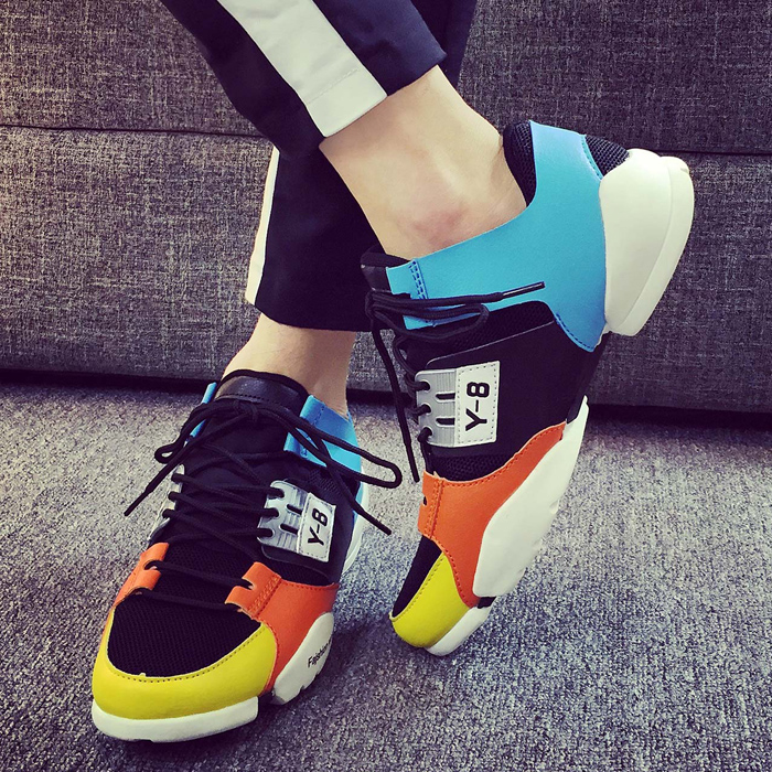 Hot Sale Brand Mens Jogging Shoes 2015 Autumn Men Fashion Casual Shoes Breathable Outdoor Shoes For Man Trainers(China (Mainland))