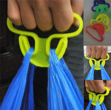 Carry food machine Ergonomic shopping hook rails good helper plastic 9*6cm Weight capacity shopping bag Hooks C138(China (Mainland))