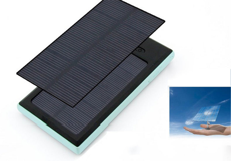 High quality Portable Outdoor Hiking Solar Battery 12000mAh Power bank charger Mobile Phone Holder for All Smart Phone MP3 MP4