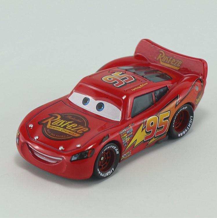 Cars Diecast Classic NO.95 Lightnings Macqueens Metal Toy Car For Children 1:55 Loose Brand New In Stock Lightning McQueen(China (Mainland))