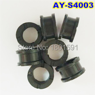 200pieces wholesale fuel injector rubber seals 15*10*8.2mm viton corrugated O-RING for honda (AY-S4003)