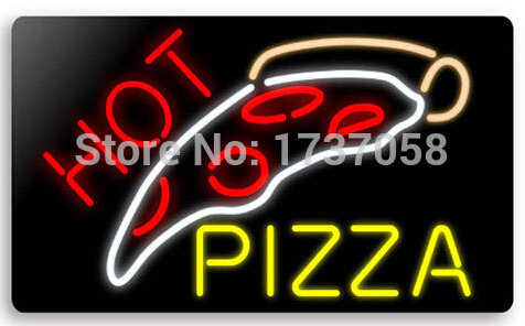 2015 OPEN SIGN neon commercial neon sign nikke air jorrdan outdoor pizza kristal avize neon sign big seahawks handcrafted(China (Mainland))