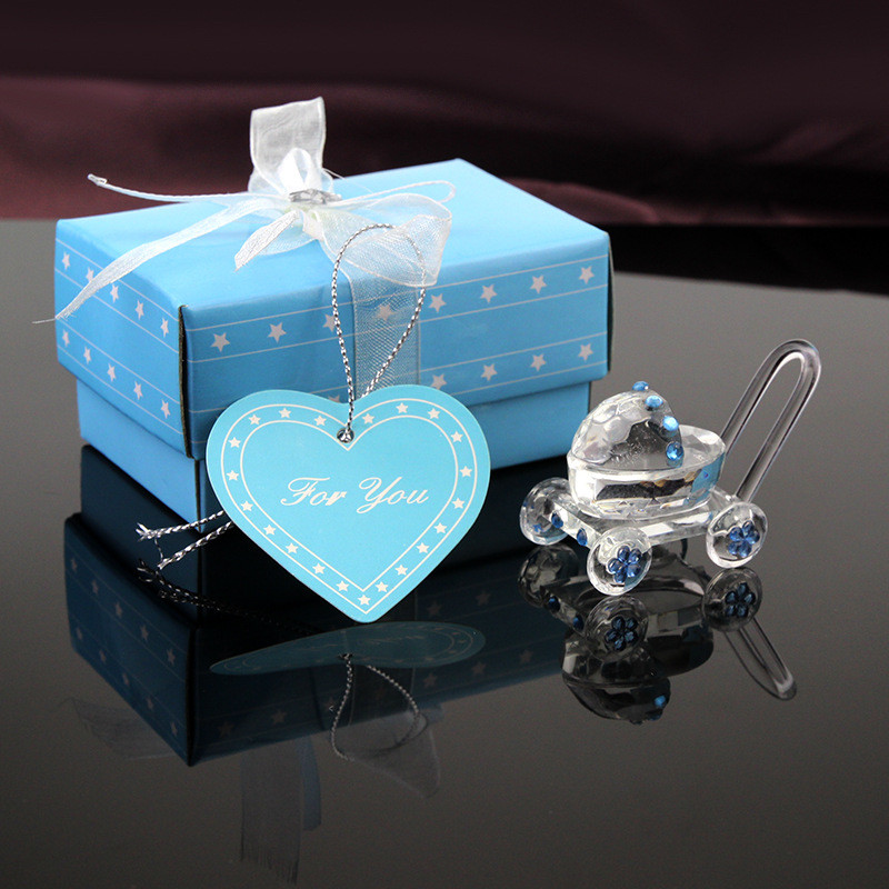 Retailer+Baby Shower Favors Choice Crystal Carriage With Chorme Wheel Crystal Baby Stroller Infant Baptism Gift+FREE SHIPPING(China (Mainland))