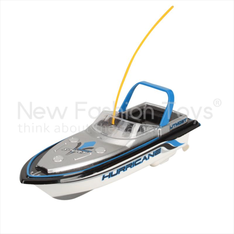 Blue Mini 3352 Radio Remote Control RC Speed Racing Boat Toy Gift Highspeed Rc Toy for Kids High Quality(China (Mainland))