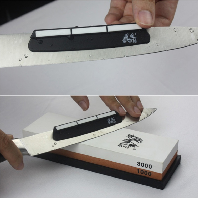 Best Household TAIDEA T1091AC Knife Sharpener Angle Guide for Sharpening Stone Freeshipping #67632(China (Mainland))