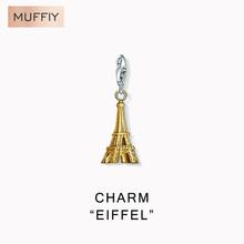 Eiffel Tower Charm,Thomas Style DIY Jewelry Accessories Club Good Women,2017 Ts Gift Silver Fit Bracelet - Muffiy Jewellery Store store