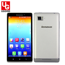Original Lenovo K910 VIBE Z Snapdragon 800 Quad Core Mobile Phone 2GB RAM 16G ROM Android 4.2 5.5″ IPS 1920*1080P 13.0MP Camera