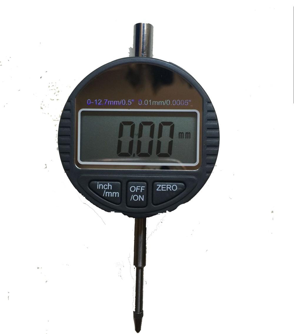 Купить Цифровой индикатор цифровой индикатор электронный индикатор диапазон 0-12.7 мм/0.01 Дисплей LCD Инструкции На Английском руководстве