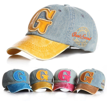 Lovely New Fashion Cowboy Boy Cap For Child Cap For Boy Kid Hat Letters Embroidery Child Hat Baseball-caps(China (Mainland))