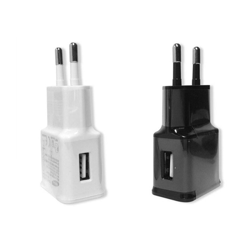Universal 5V 1A EU Plug Usb Home Travel Wall AC Charger Adapter For iPhone 5s 6 Samsung Galaxy S6 S4 S3 Note 2 3 Phone Charging(China (Mainland))