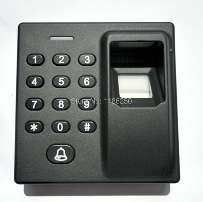 Fingerprint Access Control Keypad Work Off Line Operation With RS485& TCP/IP U disk Without software(China (Mainland))