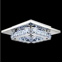 2015NEW  12W Ceiling Chandelier Crystal Lamp AC110V-220V  Living Room Lamp Lighting Fixtures Aisle Lights SZ04(China (Mainland))