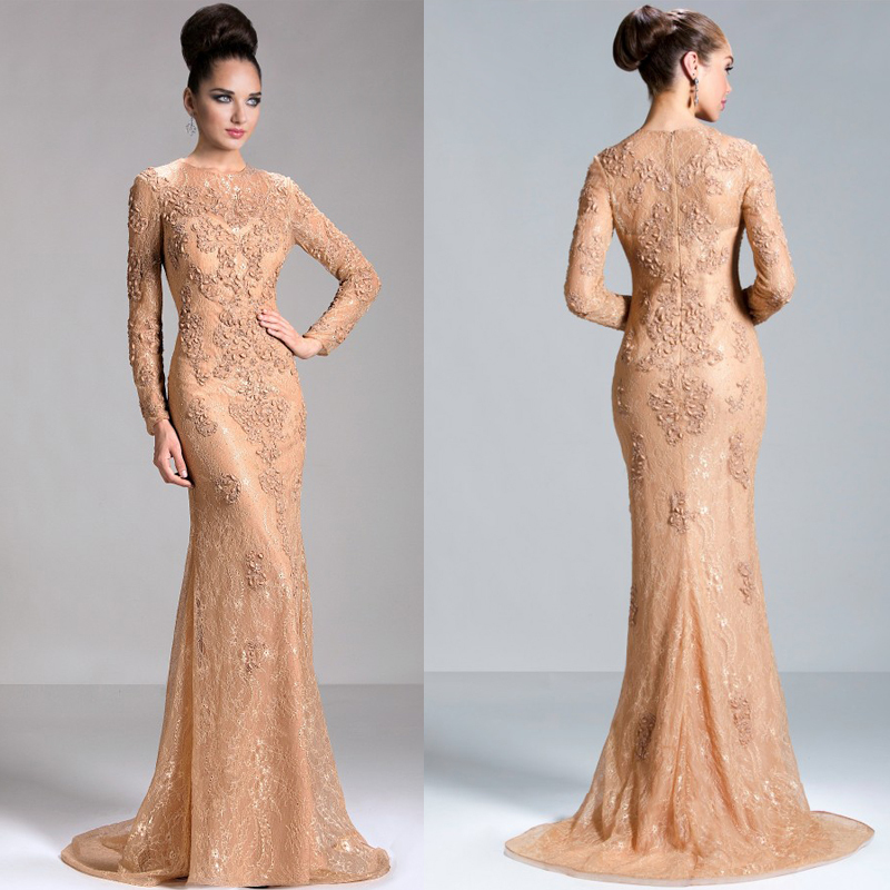 Online Buy Wholesale long muslim evening gowns from China long ...