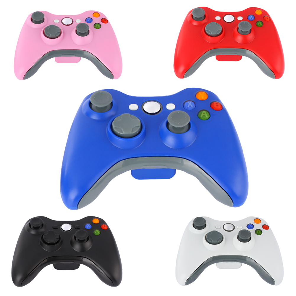 NI5L 5 Color 2.4GHz Wireless Remote Game Controller Joypad Gamepad For Microsoft Xbox 360 PC Laptop(China (Mainland))