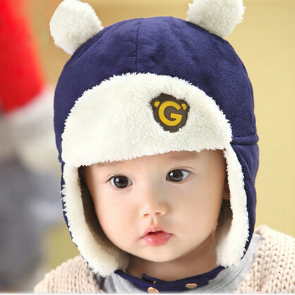 2015 Limited Baby Photography Props Newborn Photography Props Baby Hat Autumn And Winter 0-1 Year Old Child 1 - 2 Years Plush(China (Mainland))