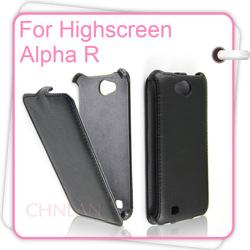 CHNLAN Highscreen Alpha R Phone Case PU Leather Flip Cover Compact - GROUP Co.,LTD store