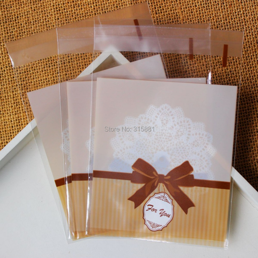Wedding Gift Bag Snacks : Bags,Cookies,Snacks,Party, Favor, Gift,Wedding Plastic Bag-in Gift ...