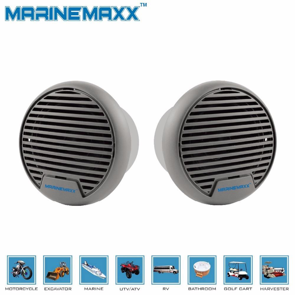 "3"" Waterproof speaker Marine speaker Outdoor Audio Speaker Watertight Motorcycle Speaker for SPA Heavy Duty Tractor UV-Proof(China (Mainland))"