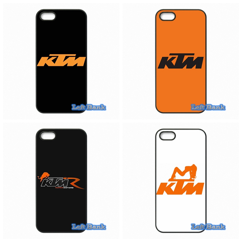 ktm logo Hard Phone Case Cover For Apple iPod Touch 4 5 6 For iPhone 4 4S 5 5S 5C SE 6 6S Plus 4.7 5.5(China (Mainland))