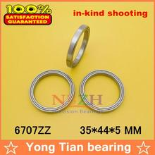 Buy 10pcs free shiping high ultra-thin deep groove ball bearings 6707ZZ 35*44*5 mm ) for $25.00 in AliExpress store