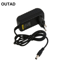 Buy New 1Pc EU Plug Converter Adapter AC 100-240V DC 5V 1A Power Supply 5050 Strip LED Wireless Router Audio/Video for $2.22 in AliExpress store
