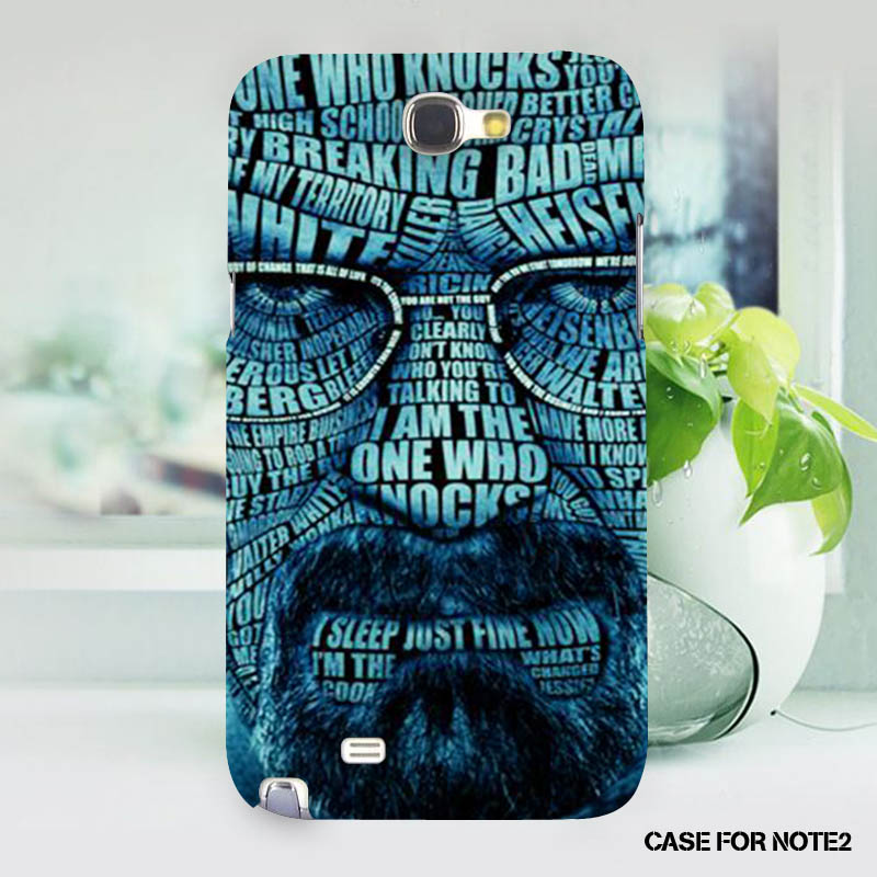 Bad Things Must Come To An End Drop Resistance Lovely Cute Mobile Phone Skins Case for Samsung note2(China (Mainland))
