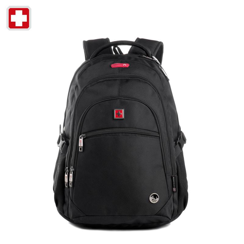 Swisswin fashion men laptop backpacks mini waterproof bags women school travel camping bag sw9130 2015 new bag sale(China (Mainland))