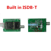 Built in ISDB-T Digital TV Module for my store Car DVD player Radio Stereo GPS Navigation with antenna