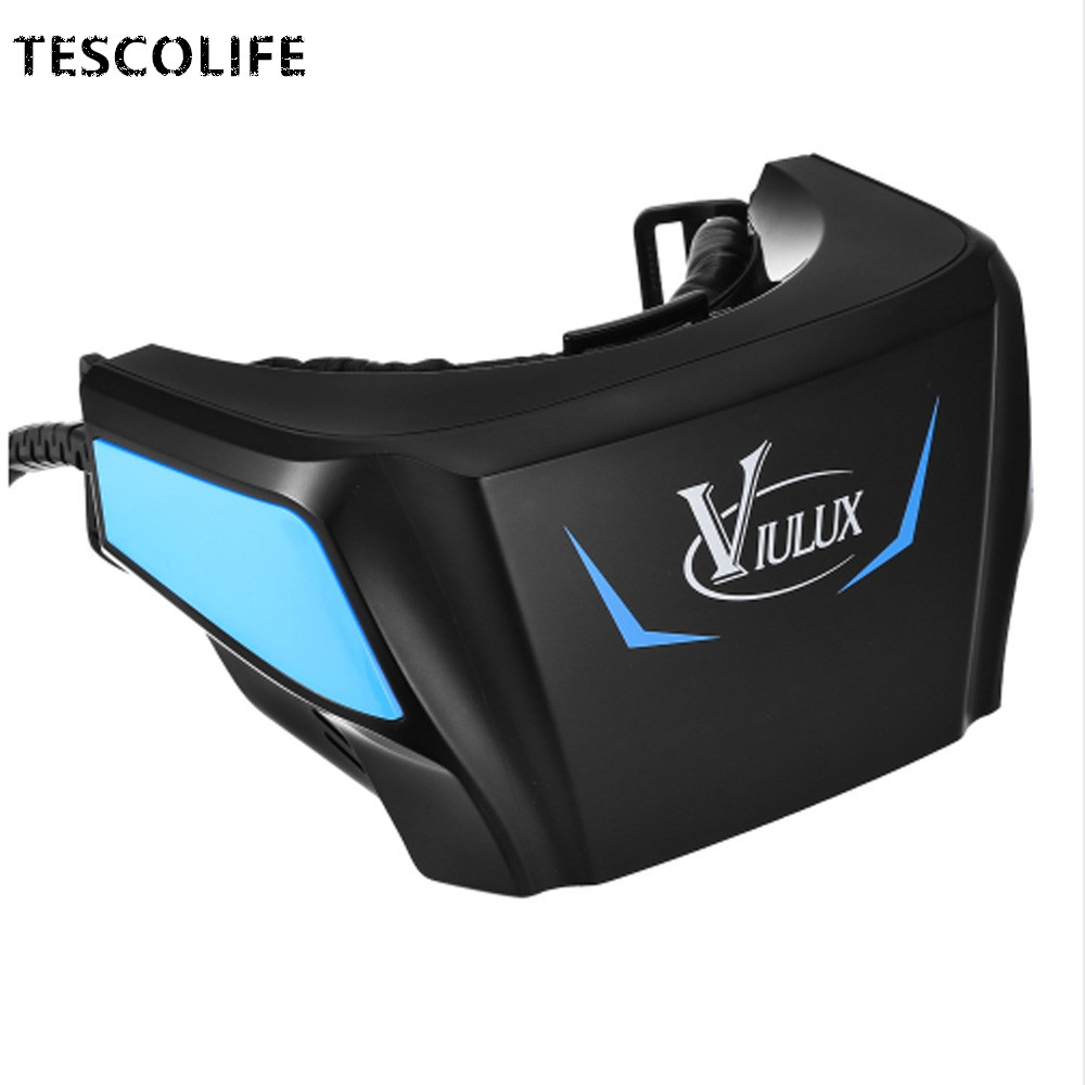 """VIULUX V1 VR Headset Virtual Reality 3D Glasses Video Game Movie 1080P 5.5""""OLED Screen VR Box w/HDMI USB for Computer Notebook(China (Mainland))"""
