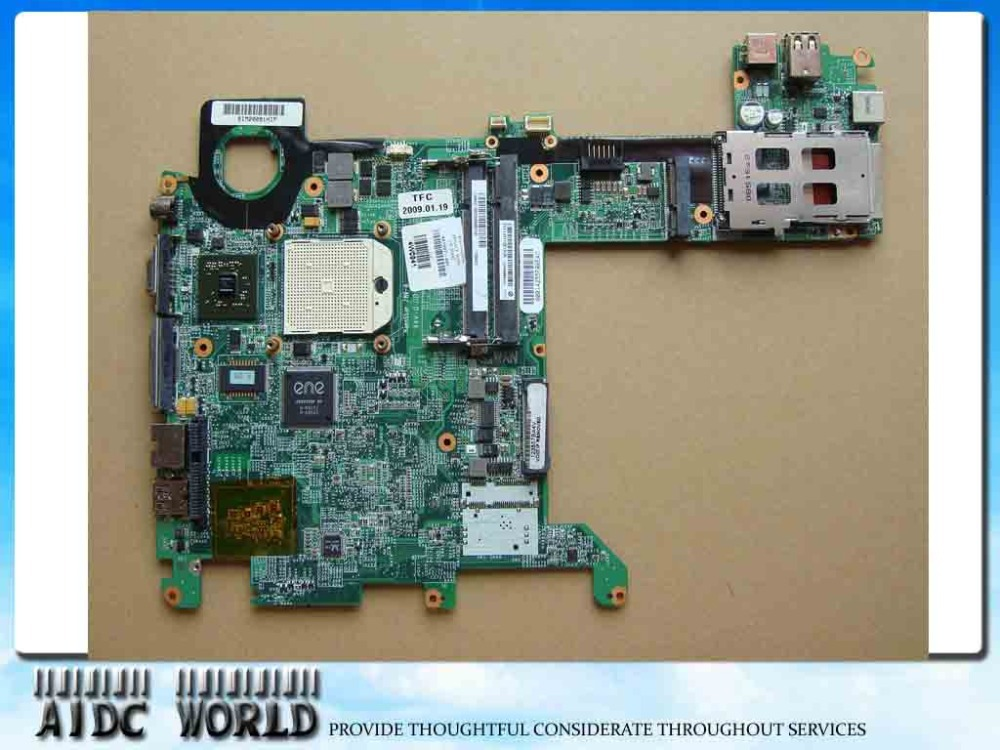 Фотография 504466-001 board for HP TouchSmart TX2 laptop motherboard,100% TESTED okay!90days warranty!