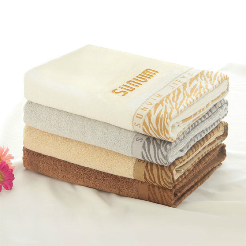 Cotton towel 76*34cm Microfiber Antibacterial Quick Drying Towel Soft and comfortable towel bath towel(China (Mainland))