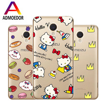 Buy Meizu m5 mini Case,Silicon Cartoon Painting Soft TPU Back Cover Meizu m5mini Transparent Phone Bags for $2.29 in AliExpress store