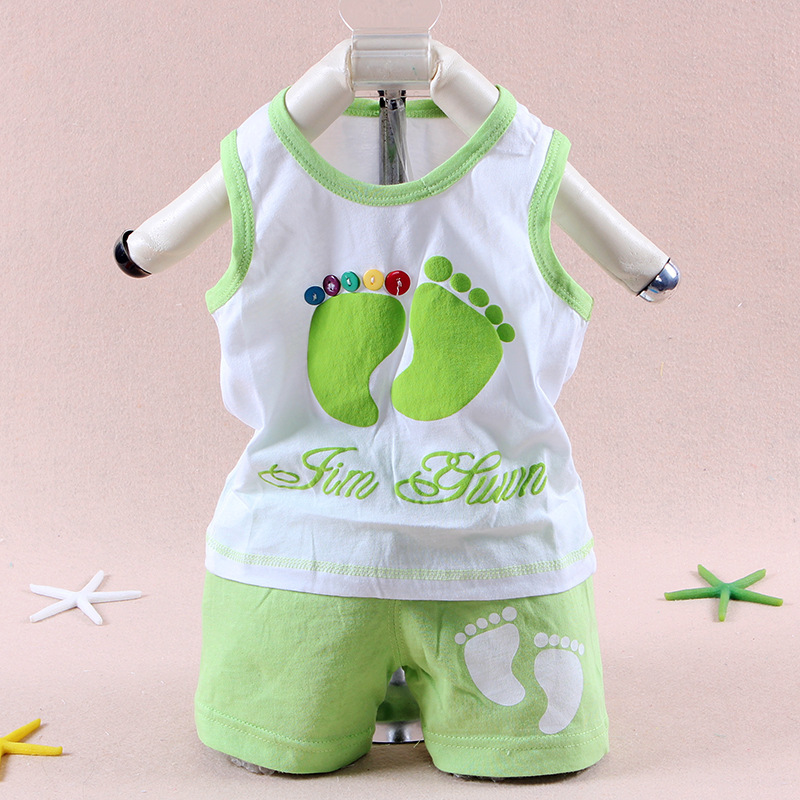 Free Shipping Hot sell baby clothes sets cute girl fish