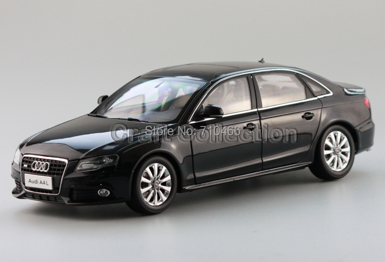 Car Model New Audi A4L A4 B8 2010 1:18 Alloy Collection Luxury Vehicle(China (Mainland))