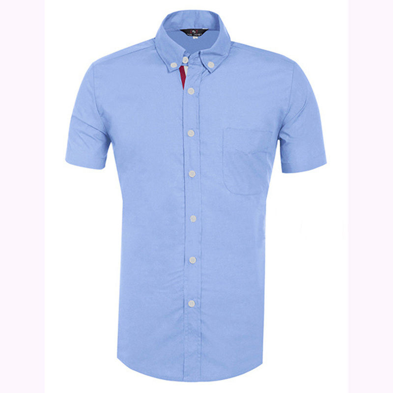Short Sleeve Button Down Shirts for Men Promotion-Shop for ...