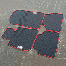 Genuine Dedicated Front&Rear Floor Slip-resistant Rubber Mats for BMW 3 Series(China (Mainland))