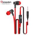 Original Langsdom JM21 In ear Earphone Colorful Headset Hifi Earbuds Bass Earphones High Quality Ear phones