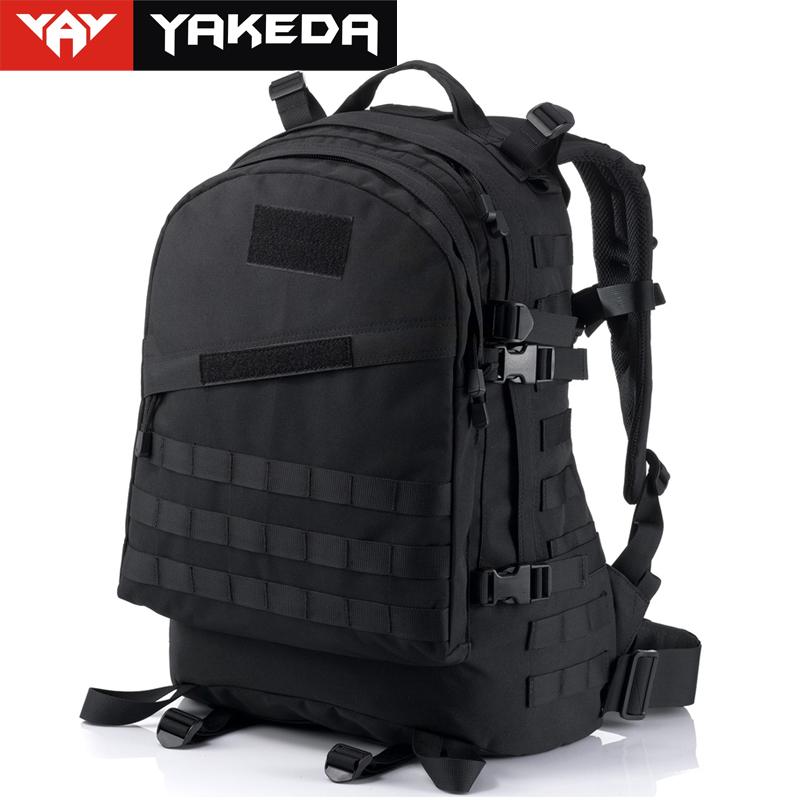 Koood double-shoulder mountaineering bag hiking outdoor travel backpack 45l tactical computer