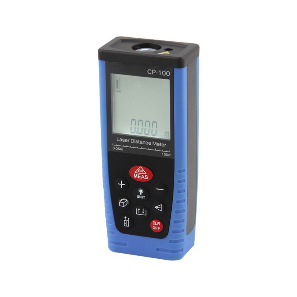 Laser Measuring Instruments : M ft handheld digital laser distance meter