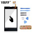 Front Digitizer Glass Display Frame Touch Screen For Nokia Lumia 520 N520 Mobile Phone Touch Panel
