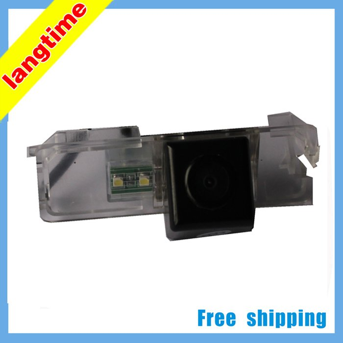 Free shipping--High resolution! CCD effect ! special car rearview cameral for volkswagen Passat CC,Golf ,water proof(China (Mainland))