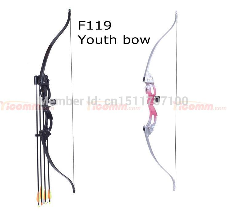 hunting For children and ladies Beginners F119 Compound bow for young recurve bow best sport tools