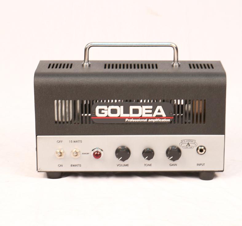 15W MINI All Tube Guitar Amplifier Head AMP HEAD Amplifier ...