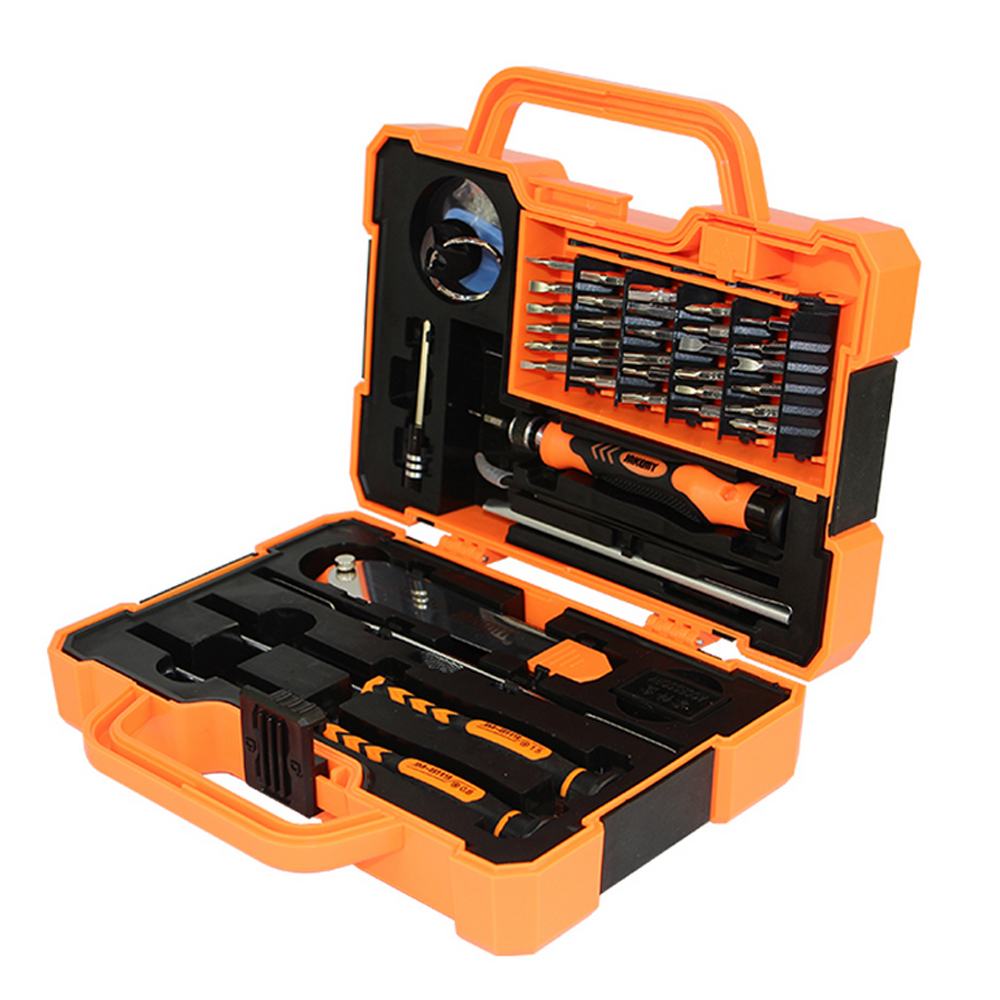45 in 1 professional precision screwdriver set repair tools kit for ipad tablet mobile smart. Black Bedroom Furniture Sets. Home Design Ideas