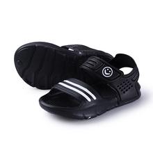 2016 TOP Fsahion Girls Sandals Kids Slip Resistant Wearable Black Toddler Sandals 9 Color Boys Sandals High Quality Sandals