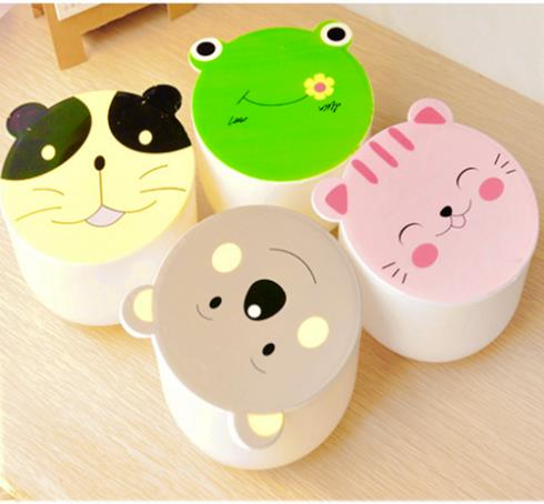 Food Grade Plastic Food Storage Box for Kids Cute Cartoon Food Container Bento Box Camping Meal Organizer Kitchen Accessories(China (Mainland))
