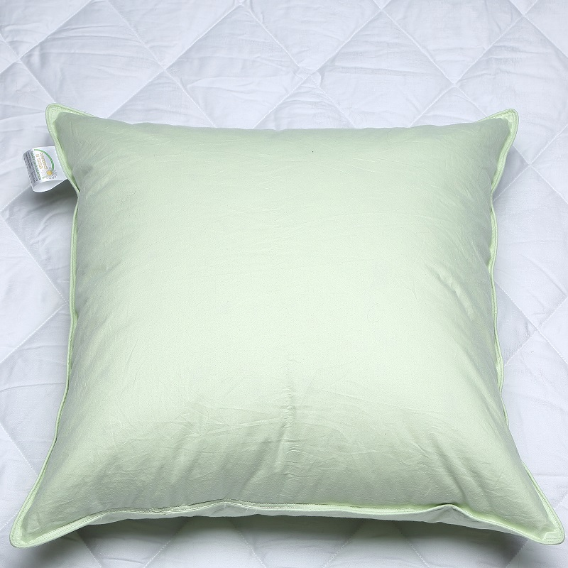 50 Washed White Duck Down 50 Feather Cushion Pad Inner Insert 100 cotton 233TC Hotel Quality