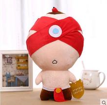 18CM Hot Sale LOL Lee Sin the Blind Monk PVC Action Figures Collection plush stuffed dolls Brinquedos Kids Toys Juguetes Gift